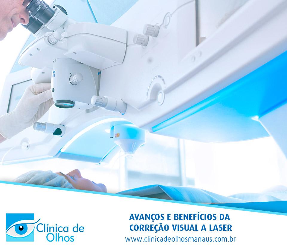 Avanços e benefícios da cirurgia a laser