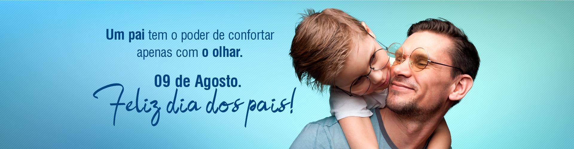 Dia dos pais - Clínica de Olhos Manaus